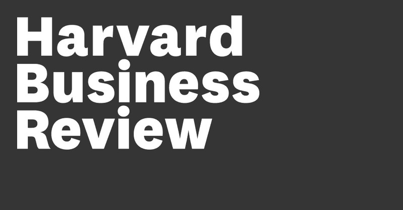 Are Harvard business review assholes how that